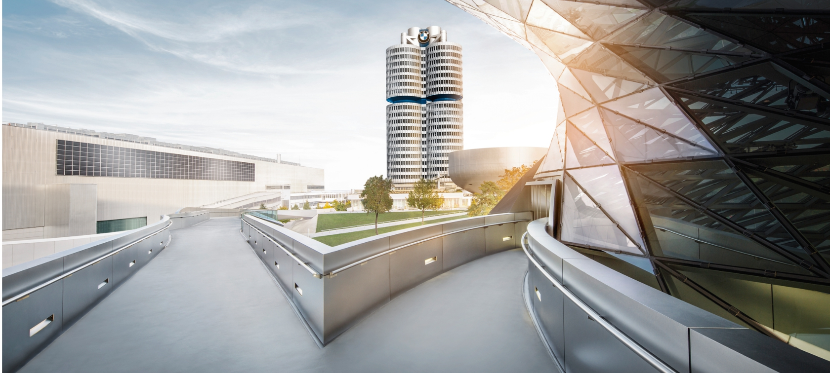 Sede central de BMW Group